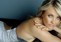 Красивая блондинка с голубыми глазами картинки обои