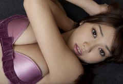 Красивая азиатка с большой грудью hd обои на рабочий ст�…