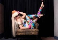 Леди Гага молодая певица картинки на рабочий стол