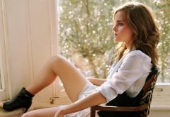 Красивая Эмма Уотсон обои