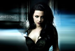 Девушка из группы Evanescence картинки на рабочий стол