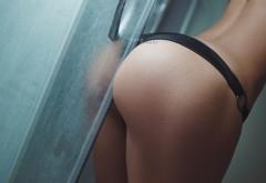 Сексуальная округлая подтянутая попка