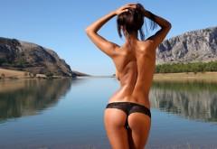 Красивые женские попки картинки