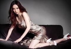 Японская модель, азиатка, HD обои, бесплатно, девушка