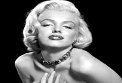Мэрилин Монро черно белые фото высокого качества на ра…