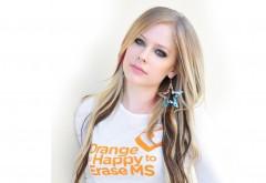Аврил Лавин, Avril Lavigne, серьги, футболки, волосы, девушка, …