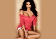 Ким Кардашян, Kim Kardashian, актриса, фотомодель, светская ль…
