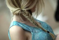 волосы, коса, фото