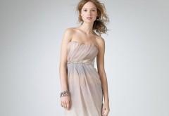 Летнее платье девушки