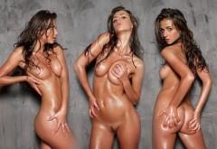 голые девушки обои